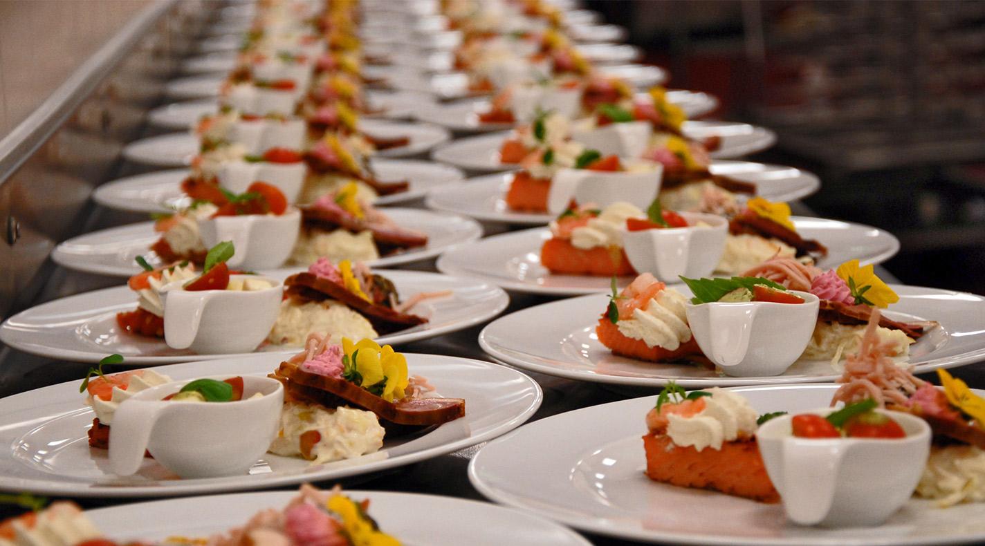 catering och god mat
